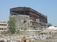 Обрушение зданий и сооружений взрывом