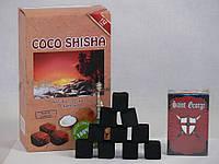 Уголь кокосовый COCO SHISHA, 1кг (112куб)  29751,112