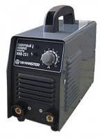 Сварочный инверторный аппарат WMaster ММА-251