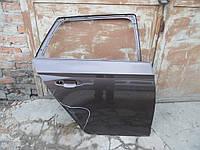 Дверь задняя правая (Универсал) Skoda Fabia 3 14- (Шкода Фабия), 6V9833604