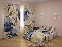 ФотоКомплект Хризантемы и ирисы