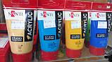 Краска акриловая 75мл,  Кадмий желтый средний, Santi Studio, фото 9