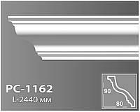 Perimeter Гладкий карниз Карниз профильный PC-1162