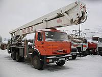 Услуги автоподъемника 30 метров