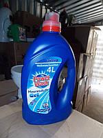 Гель для стирки Power Wash (Повер Вош) универсал 4 л.