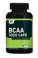 Аминокислотный комплекс Optimum Nutrition BCAA 1000  60 капс.