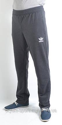 Штаны спортивные трикотажные Adidas, фото 2