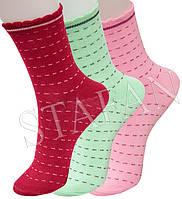 Женские носки 23032. В упаковке 12 пар, фото 1