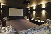 Инсталляция домашнего кинотеатра