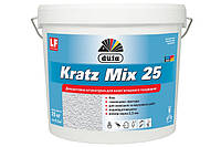 Акриловая фасадная штукатурка DUFA Kratz Mix 25, 25 kg
