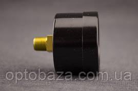 Манометр малий (метал) G1/4 для компресора, фото 2
