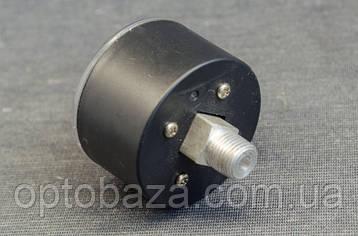 Манометр малый (пластмассовый) G1/8 для компреcсора, фото 2