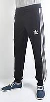 Штаны спортивные  Adidas под манжет, фото 2