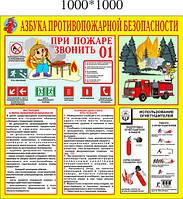 Азбука противопожарной безопасности