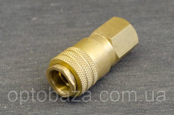 Соединитель с внутренней резьбой 1/4 для компрессора