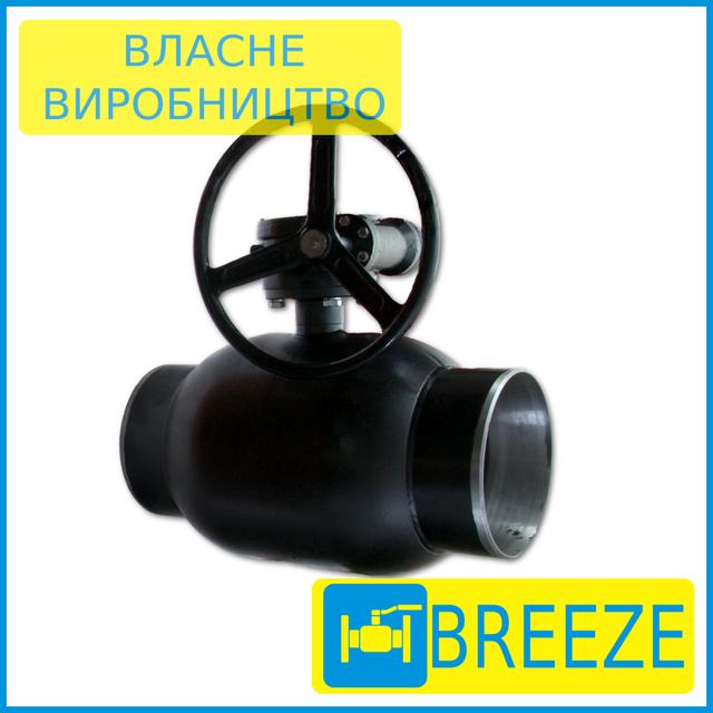 Кран 11с331п Ду125-400 (с редуктором) вода, газ, нефтепродукты