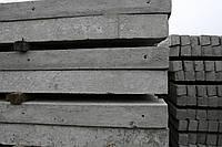 Столб бетонный 3,5 м. Сечение 90х90 мм. Для заборов и шпалер.