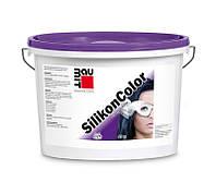 Краска силиконовая Baumit SilikonColor
