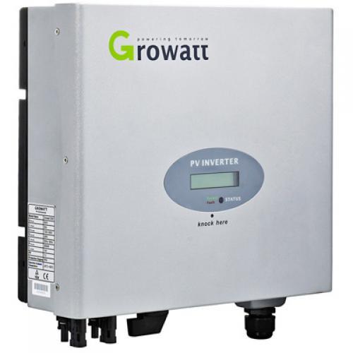 Сетевой инвертор Growatt 3000TL