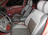 Чехлы на сиденья Мерседес W124 (чехлы из экокожи Mercedes W124 стиль Premium), фото 2