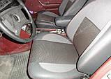 Чехлы на сиденья Мерседес W124 (чехлы из экокожи Mercedes W124 стиль Premium), фото 4