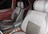 Чехлы на сиденья Мерседес W124 (чехлы из экокожи Mercedes W124 стиль Premium), фото 5