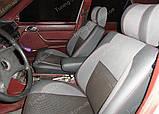 Чехлы на сиденья Мерседес W124 (чехлы из экокожи Mercedes W124 стиль Premium), фото 6