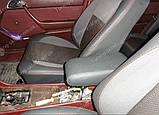 Чехлы на сиденья Мерседес W124 (чехлы из экокожи Mercedes W124 стиль Premium), фото 7