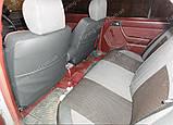 Чехлы на сиденья Мерседес W124 (чехлы из экокожи Mercedes W124 стиль Premium), фото 8