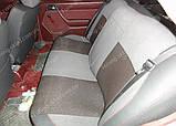 Чехлы на сиденья Мерседес W124 (чехлы из экокожи Mercedes W124 стиль Premium), фото 9