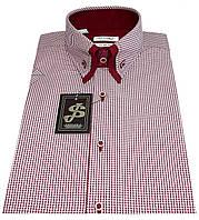 Мужская рубашка с коротким рукавом S 5.1 7486-V4 M 50 / (40)
