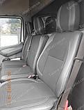 Чехлы на сиденья Мерседес Спринтер W901 (чехлы из экокожи Mercedes Sprinter W901 стиль Premium), фото 2