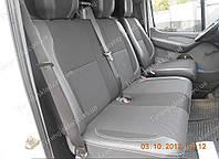 Чехлы на сиденья Мерседес Спринтер W901 (чехлы из экокожи Mercedes Sprinter W901 стиль Premium)