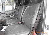 Чехлы на сиденья Мерседес Спринтер W901 (чехлы из экокожи Mercedes Sprinter W901 стиль Premium), фото 4