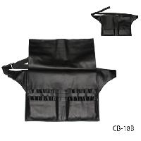 Чехол для кисточек (18 ячеек), черный,Lady Victory LDV CB-18B /5
