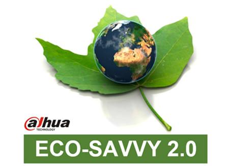 Преимущества камер DAHUA серии ECO-SAVVY 2.0
