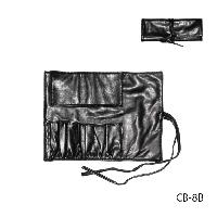 Чехол для кисточек (8 ячеек), черный,Lady Victory LDV CB-8B /07-0