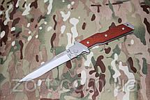 Нож складной, механический Браконьер, фото 3