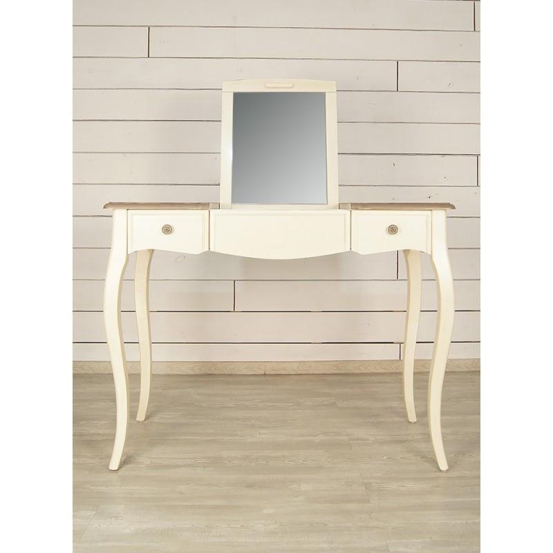 """Туалетный столик """"Леонтина"""" с зеркалом"""