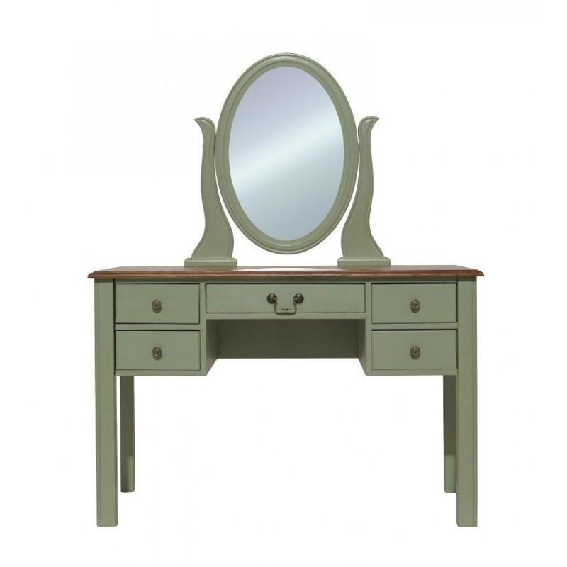 """Туалетний столик """"Олівія"""" з дзеркалом"""