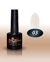 Гель лак для ногтей Nice For You № 03 , 8,5 мл