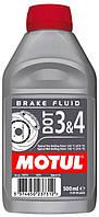 Тормозная жидкость  MOTUL  - 0,5 литра