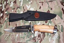 Нож с фиксированным клинком Медведь, фото 3