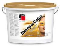 Краска фасадная нанопор Baumit Nanopor Color