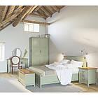 """Двоспальне ліжко """"Олівія"""" в стилі Прованс, фото 4"""
