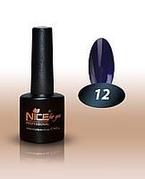 Гель лак для ногтей Nice For You № 12 , 8,5 мл