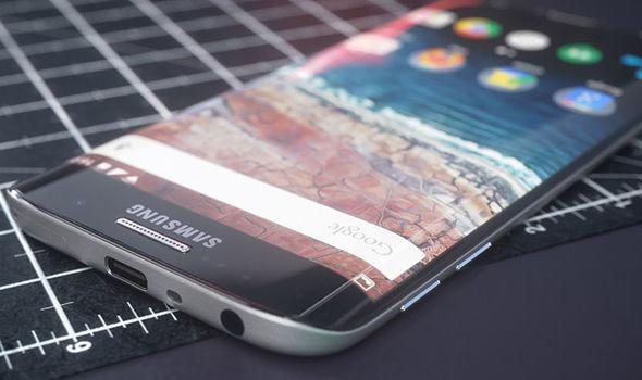 дисплей Samsung Galaxy S7