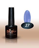 Гель лак для ногтей Nice For You № 27 , 8,5 мл