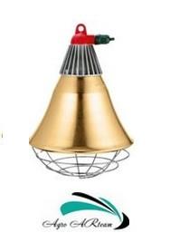 Защитные плафоны для инфракрасной лампы