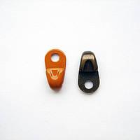 Крючёк обувный литой 50152 крашеный,никель,блэк никель,оксид.